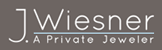J. Wiesner Private Jeweler Logo