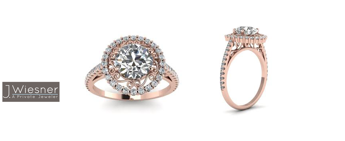 Superieur Design Your Own Engagement Ring In La Jolla San Diego