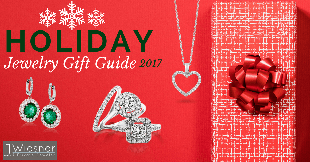 Holiday Jewelry Gift Guide 2017