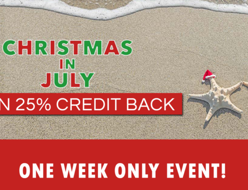 Christmas In July Jewelry Sale Event