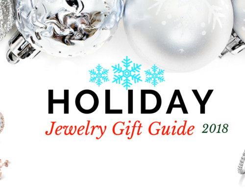 Holiday Jewelry Gift Guide 2018