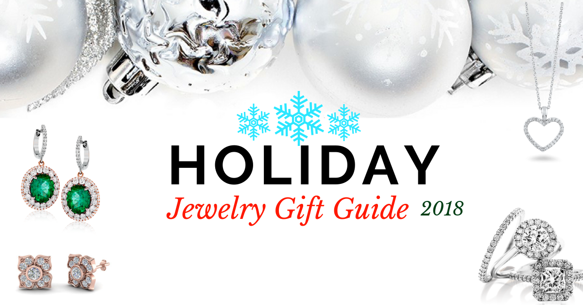 holiday jewelry gift guide for jewelry lovers 2018