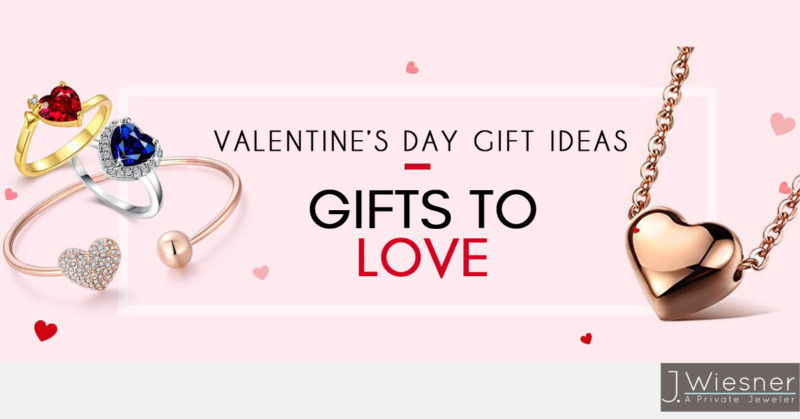best valentines day jewelry gift ideas 2019